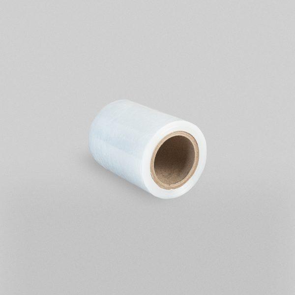 Stretch mini transparentny 0,25kg x 10cm (23mic)