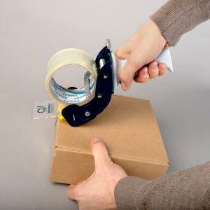 Taśma pakowa przeźroczysta akryl 48mm (55mb)