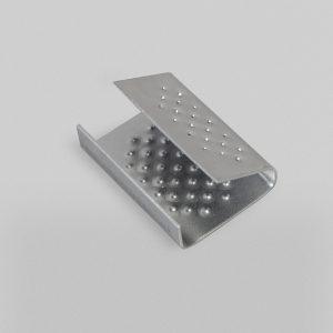 Zapinki metalowe 19mm (2000szt)