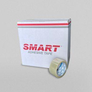 Taśma pakowa przeźroczysta akryl 48mm (55mb) – Karton
