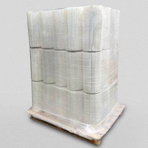 Stretch maszynowy transparentny 800kg (23mic) – Paleta