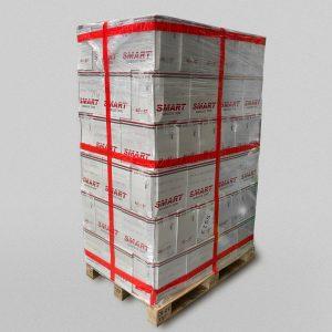 Taśma pakowa brązowa akryl 48mm (55mb) – Paleta