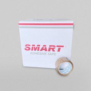 Taśma pakowa brązowa akryl 48mm (55mb) – Karton